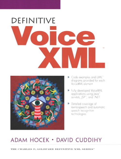 Definitive VoiceXML