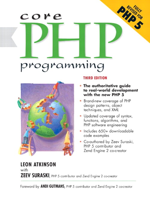 Core PHP Programming, 3rd Edition