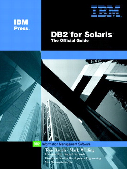 DB2 for Solaris: The Official Guide