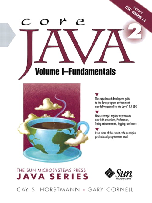 Core Java™ 2, Volume I--Fundamentals, 6th Edition