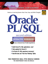 Oracle PL/SQL Interactive Workbook, 2nd Edition