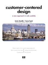 Customer-Centered Design: A New Approach to Web Usability