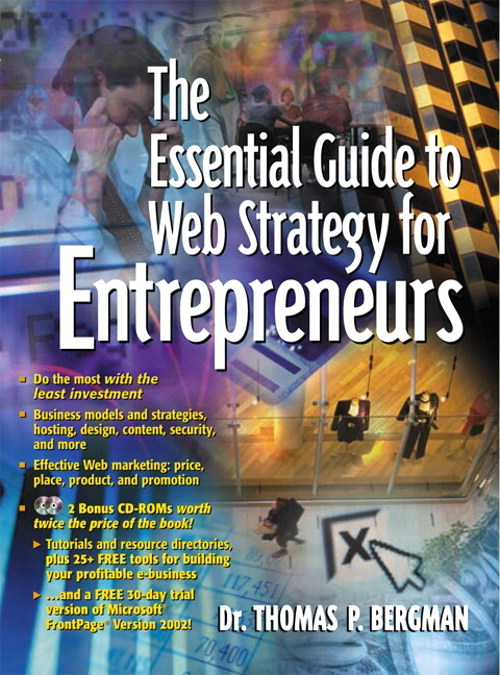 Essential Guide to Web Strategy for Entrepreneurs, The