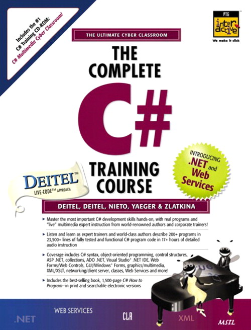 Complete C# Training Course, The