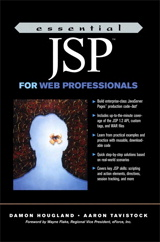 Essential JSP for Web Professionals