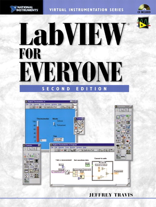 LabVIEW for Everyone, 2nd Edition
