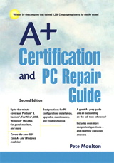 A+ Certification and PC Repair Guide, 2nd Edition