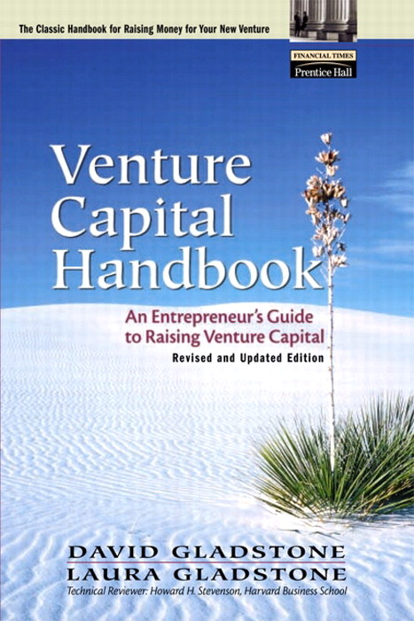 Venture Capital Handbook: An Entrepreneur's Guide to Raising Venture Capital, Revised and Updated Edition