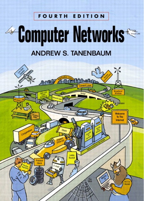 Computer Networks, 4th Edition