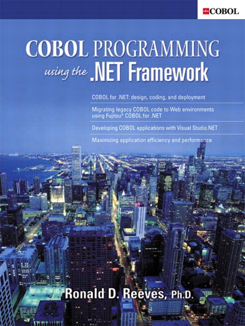 COBOL Programming Using the .NET Framework