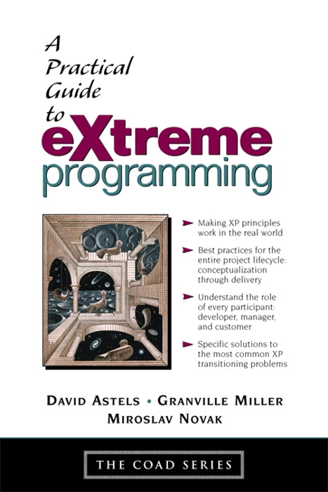 Practical Guide to eXtreme Programming, A