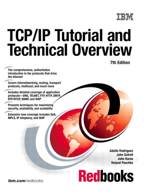 TCP/IP Tutorial and Technical Overview, 7th Edition