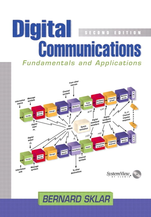 Digital Communications: Fundamentals and Applications, 2nd Edition