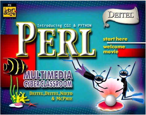 Complete Perl Multimedia Cyber Classroom