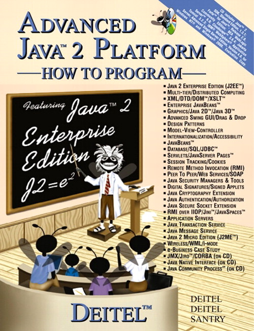 Advanced Java™ 2 Platform How to Program
