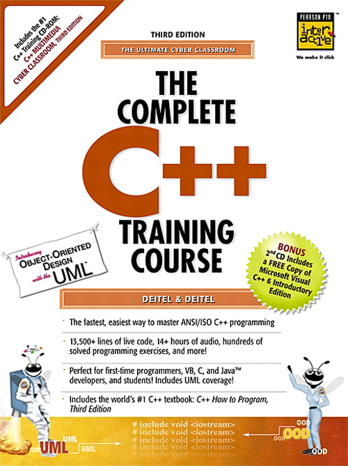 Complete C++ Training Course, The, 3rd Edition