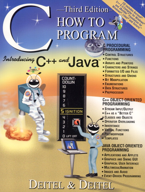 C How to Program, 3rd Edition