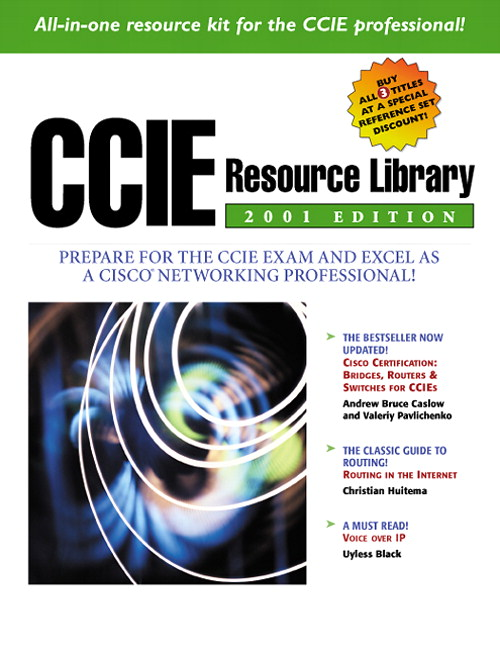 CCIE Resource Library 2001 Edition, 2nd Edition
