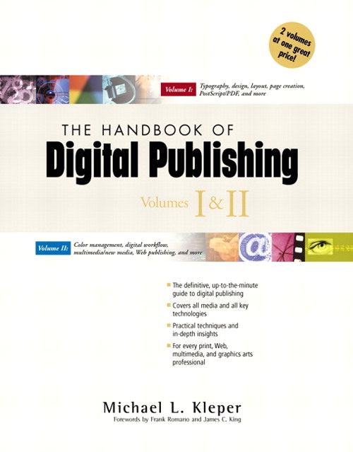 Handbook of Digital Publishing, Volumes I and II, The