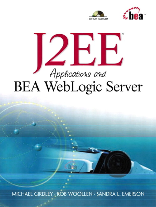 J2EE Applications and BEA WebLogic Server