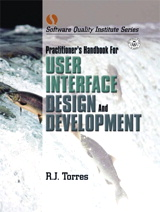 Practitioner's Handbook for User Interface Design and Development