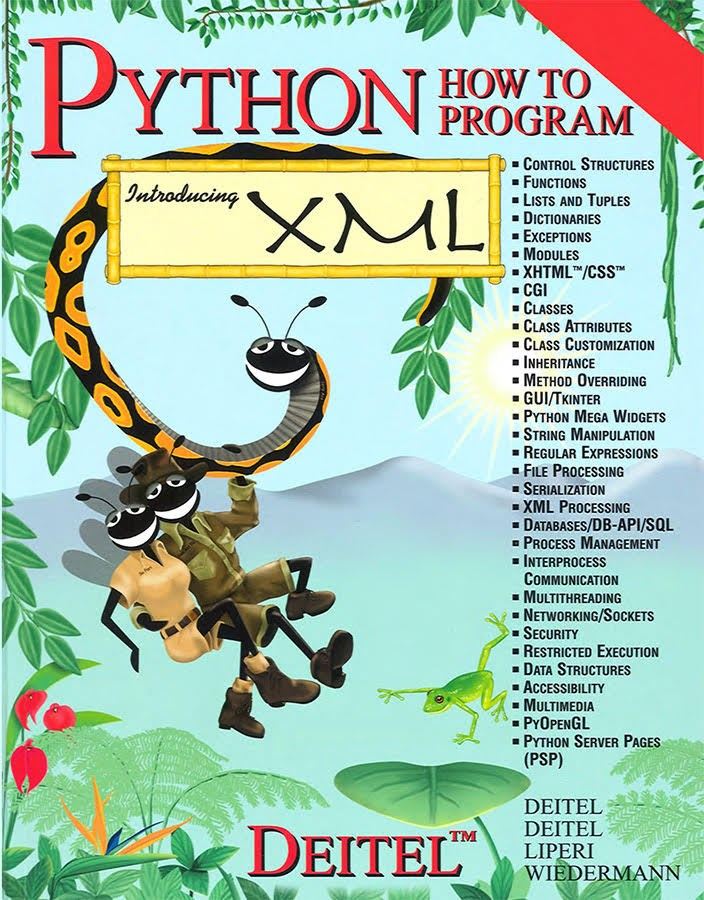 Python How to Program