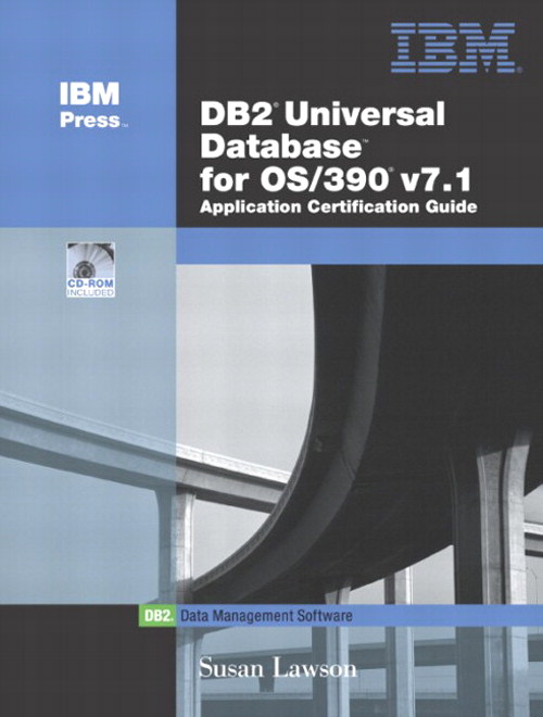DB2® Universal Database for OS/390 V7.1 Application Certification Guide