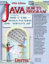 Java How to Program, 5th Edition