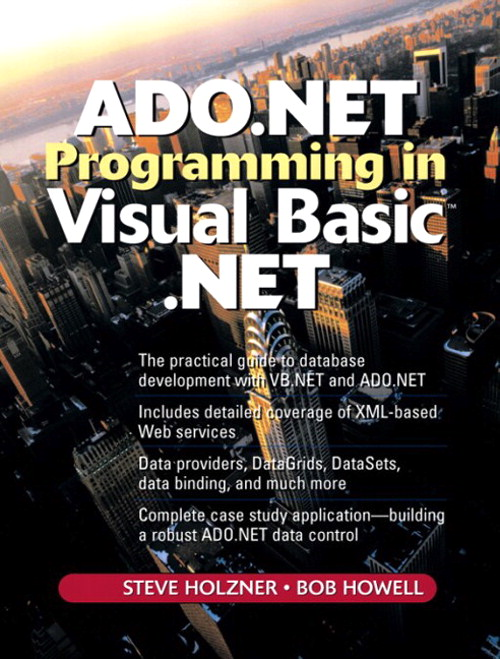 ADO.NET Programming in Visual Basic .NET, 2nd Edition