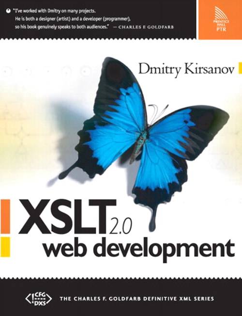XSLT 2.0 Web Development