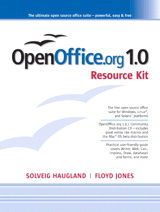 OpenOffice.Org 1.0 Resource Kit