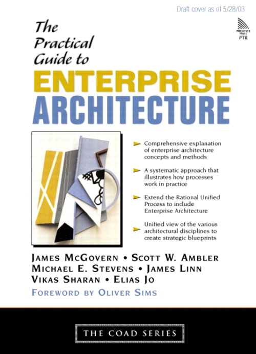 Practical Guide to Enterprise Architecture, A