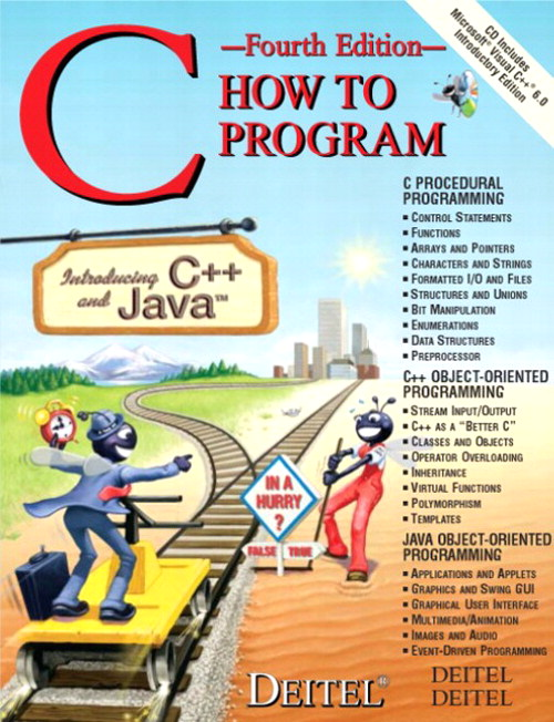 C How to Program, 4th Edition