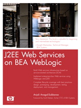 J2EE Web Services on BEA WebLogic