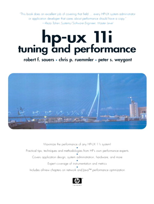 HP-UX 11i Tuning and Performance, 2nd Edition