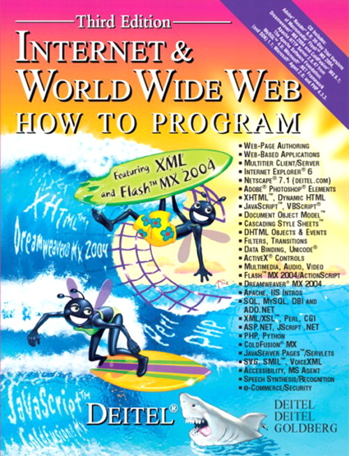 Internet & World Wide Web How to Program, 3rd Edition