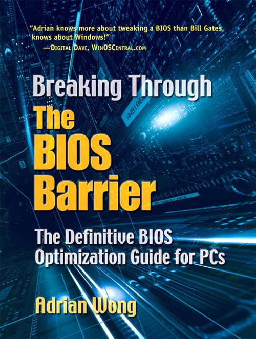 Breaking Through the BIOS Barrier: The Definitive BIOS Optimization Guide for PCs