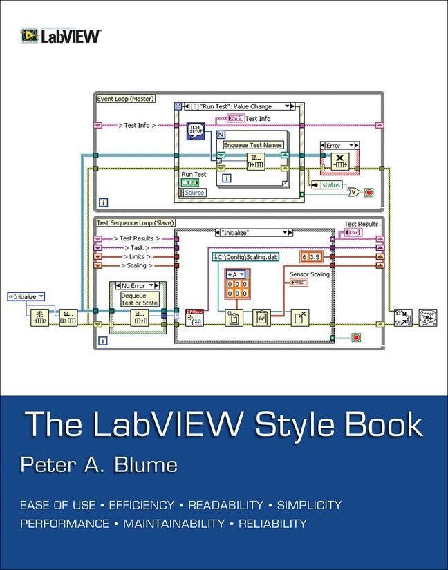 LabVIEW Style Book, The