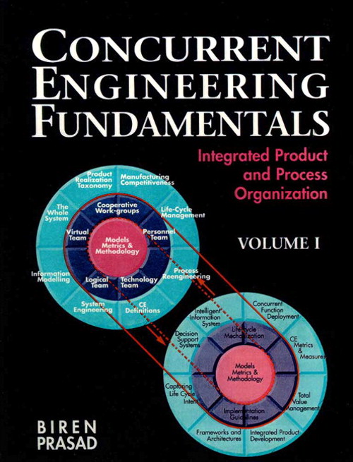 Concurrent Engineering Fundamentals: Integrated Product and Process Organization, Volume I