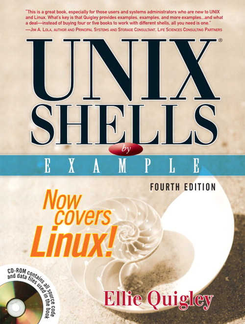 UNIX Shells by Example, 4th Edition