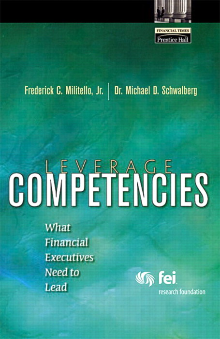 Leverage Competencies: What Financial Executives Need to Lead,  Adobe Reader