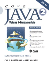 Core Java 2, Volume I--Fundamentals, 7th Edition