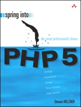 Spring Into PHP 5