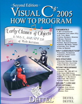 Visual C# 2005 How to Program, 2nd Edition