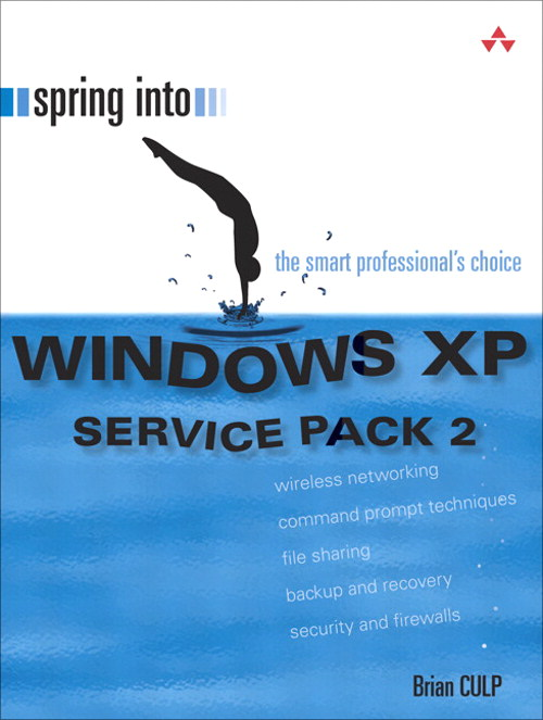 Spring Into Windows XP Service Pack 2