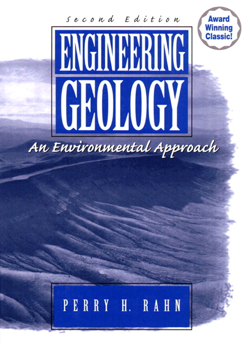 Engineering Geology: An Environmental Approach, 2nd Edition