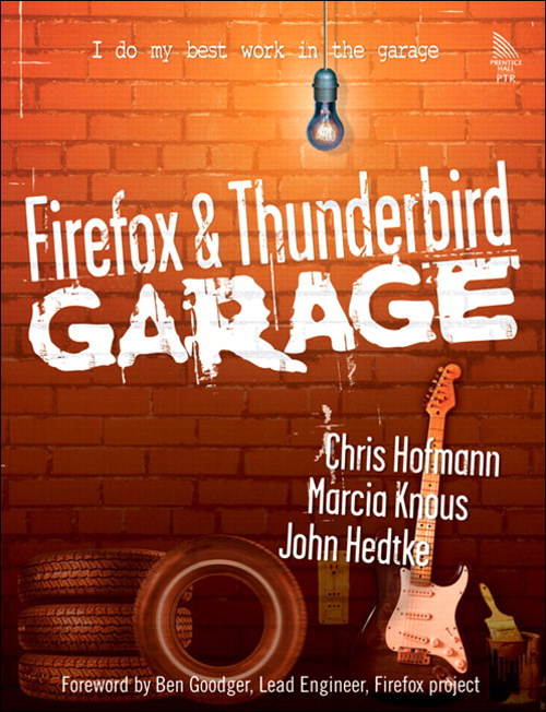Firefox and Thunderbird Garage