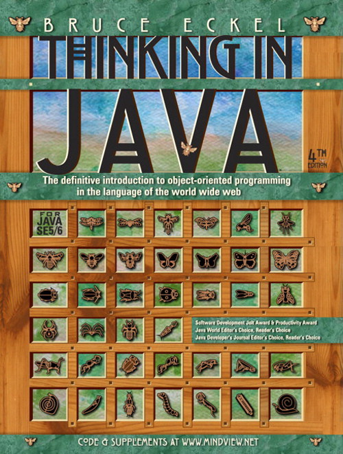 Thinking in Java, 4th Edition