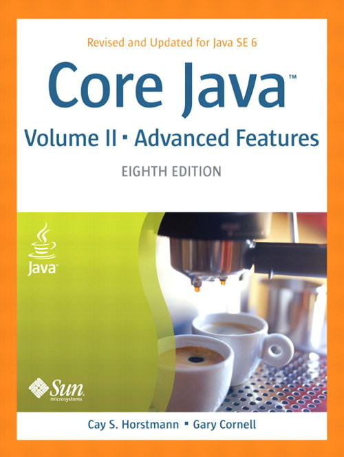 Core Java 2, Volume II--Advanced Features, 7th Edition