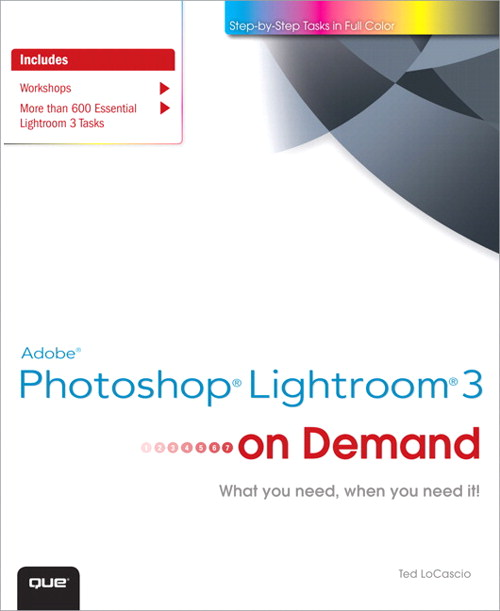 Adobe Lightroom 3 on Demand